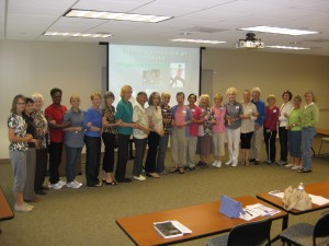 National Osteoporosis Foundation's (NOF) North Dallas Support Group
